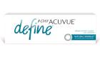 acuvue define kontaktlencse