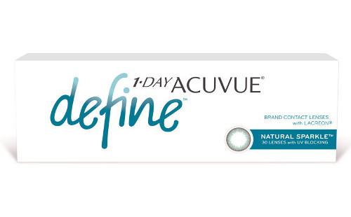 Acuvue 1-Day Define – Legjobb kontaktlencsék