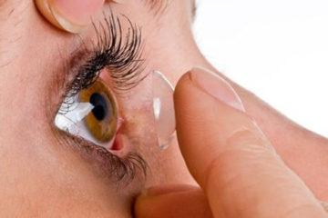 multifokális kontaktlencsék