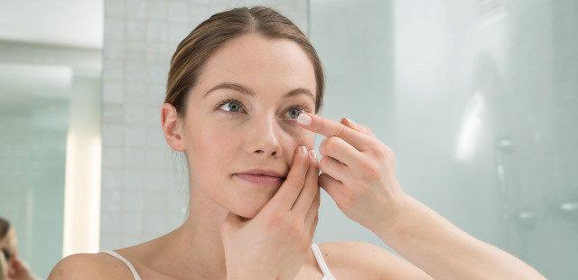 Érzékeny szeműek is viselhetnek kontaktlencsét!